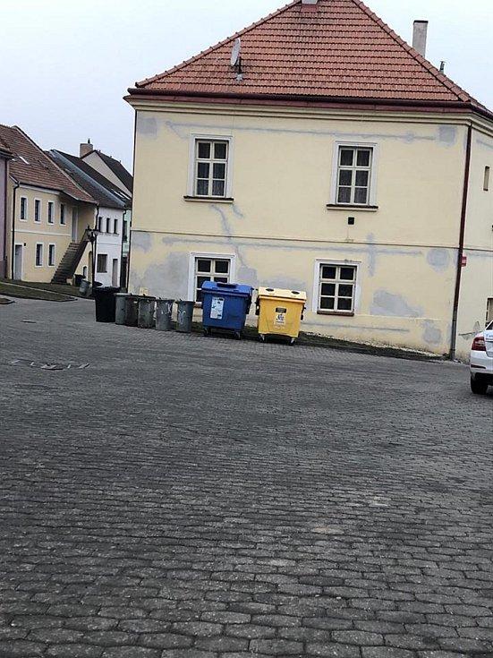 Plačkova ulice v Boskovicích