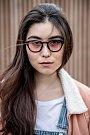 Moderátorka, herečka, modelka a gamerka Naomi Adachi