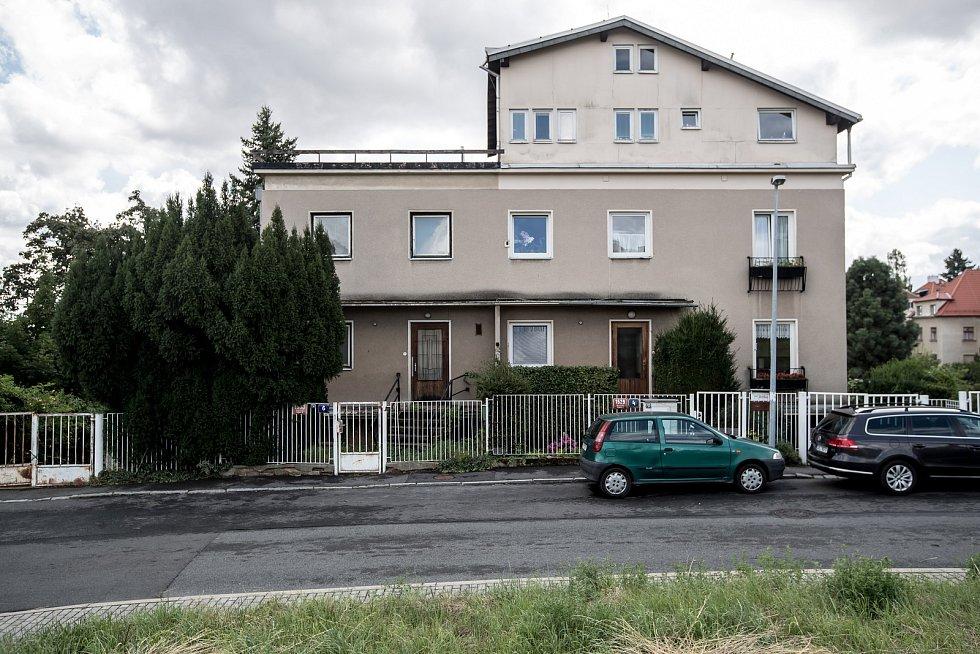 Slavní pražští architekti - architekt Ladislav Žák, 9. srpna v Praze. Vila Lídy Baarové, Neherovská 6.
