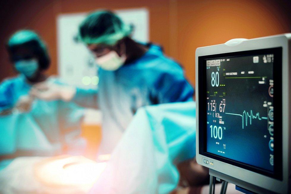 transplantace srdce.