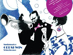 Přebal jazzového alba Smigmator – GERSHWIN – Winehouse