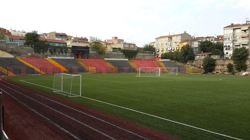 Vefa Stadium.