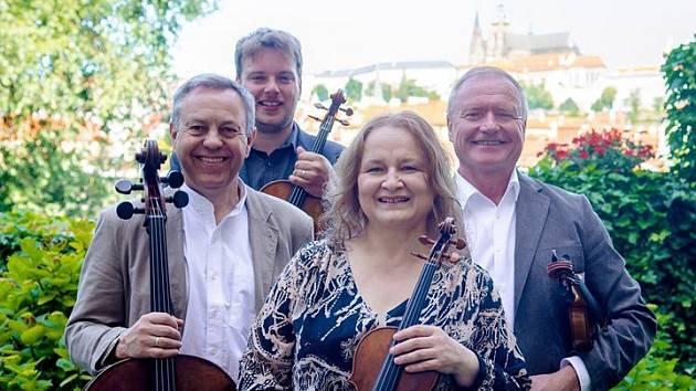 Vlachovo kvarteto Praha v Prostějově