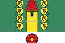 vlajka obce Malonty