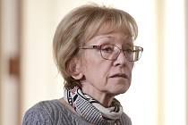 Vládní zmocněnkyně pro lidská práva a poslankyně ANO Helena Válková.