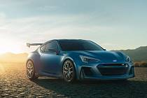 Subaru STI Performance Concept.