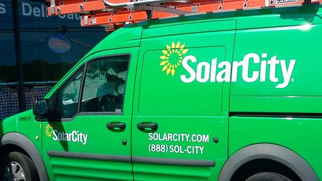 SolarCity. Ilustrační foto.