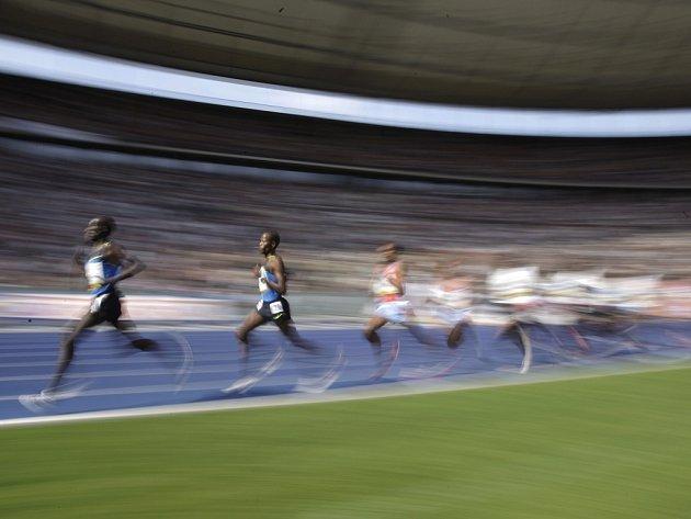 Atletický závod - ilustrační foto