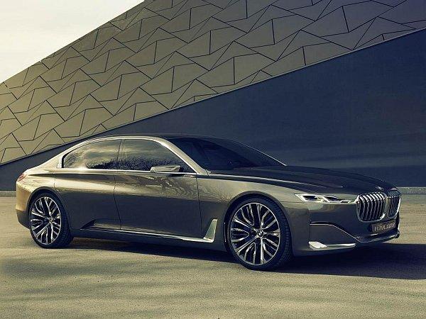 Koncept BMW Vision Future Luxury.