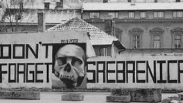 Srebrenica se stala symbolem válečného utrpení bosenských muslimů
