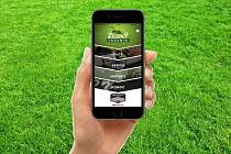 Briggs & Stratton mobilní aplikace Zelený trávník