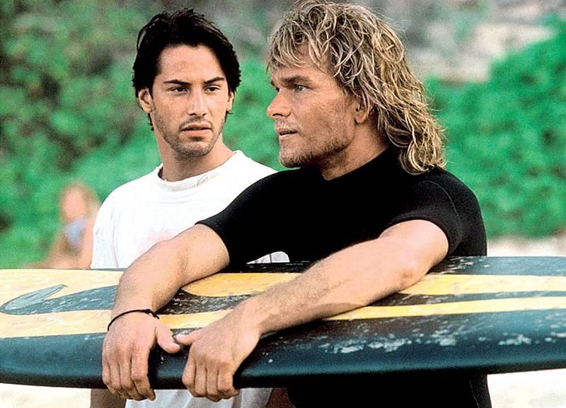 V dnes kultovním krimithrilleru Bod zlomu ztvárnil agenta FBI, který se v utajení infiltruje mezi bandu surfařů a zároveň bankovních lupičů vedenou nespoutaným Bondhim (Patrick Swayze).