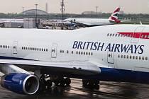Problémy britských aerolinek se protáhly až do neděle.