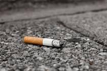 Cigarety, kouření - Ilustrační foto