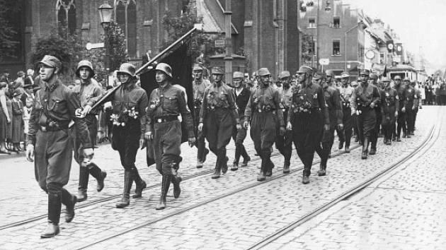 Bojovali s fašisty. Peklo pod španělským nebem zažilo 9 třebíčských bojovníků
