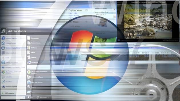 Microsoft Windows 7 - Ilustrační foto