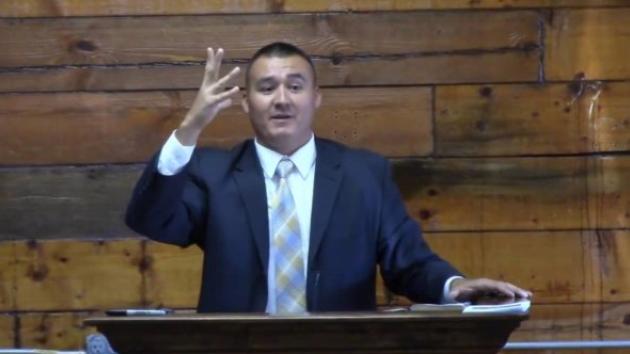 Pastor Donnie Romero