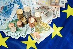 Společná evropská měna - euro.