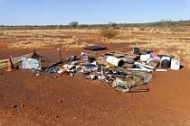 Austrálie řeší problém s odpadem