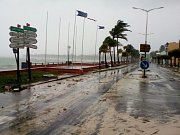 Škody napáchané hurikánem Maria
