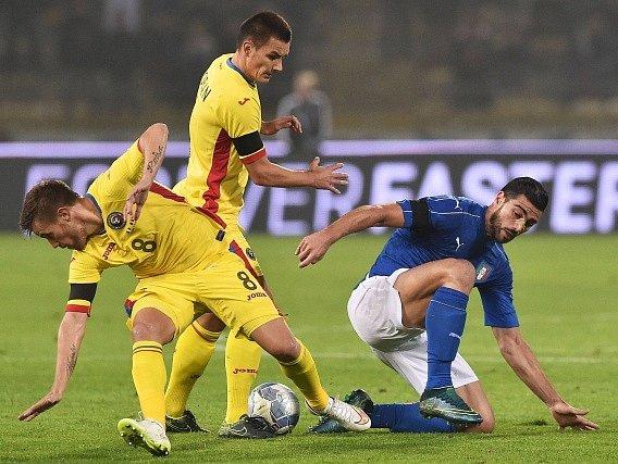 Přípravný zápas: Itálie vs. Rumunsko