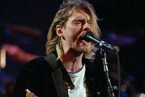 Frontman skupiny Nirvana Kurt Cobain