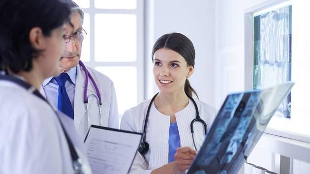 Lékaři - Ilustrační foto