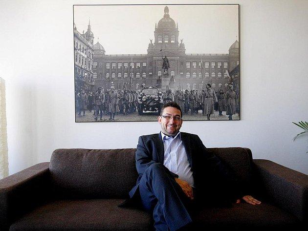Generální ředitel Národního muzea Michal Lukeš.