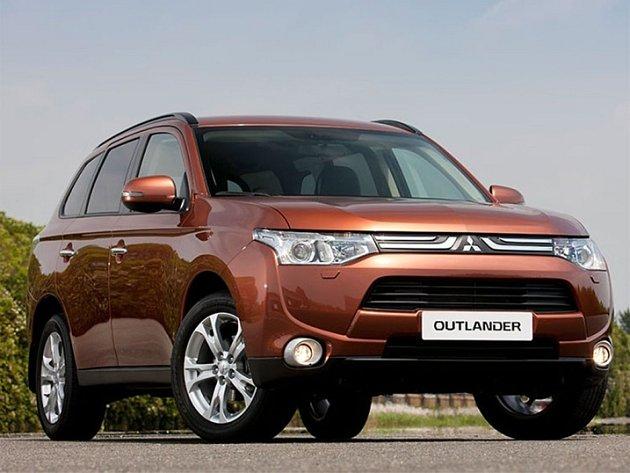 Mitsubishi Outlander 3G