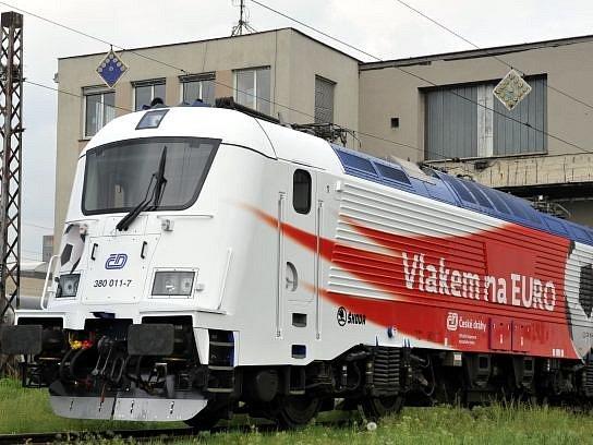 Lokomotiva, která dotáhne fotbalovou reprezentaci až do Polska.