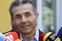 Gruzínský miliardář Bidzina Ivanishvili.