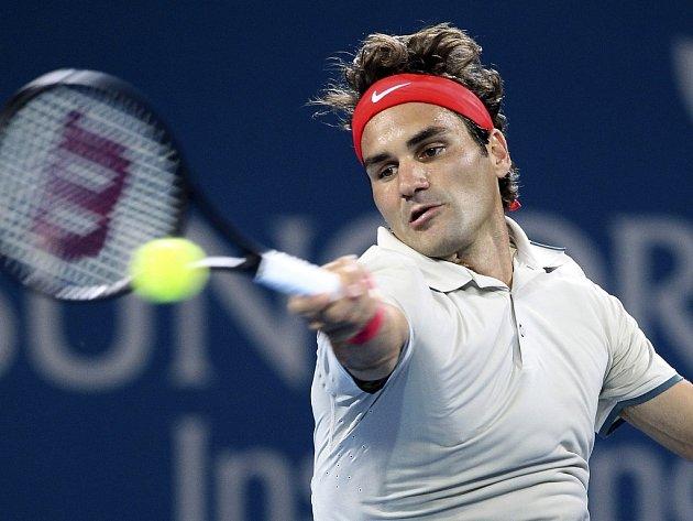 Roger Federer neměl problém