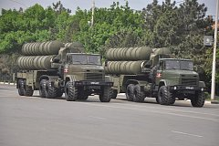 Ruský protivzdušný raketový systém S-300