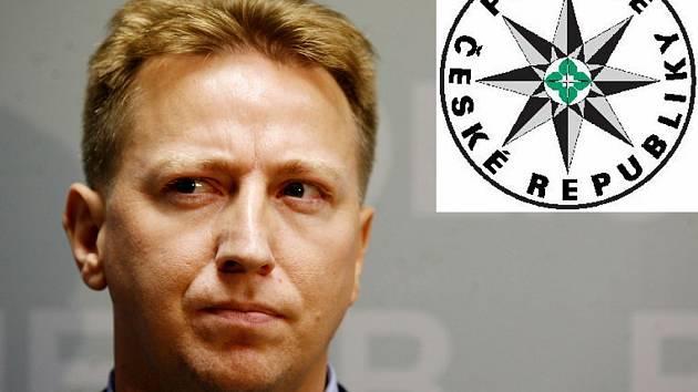 Nově jmenovaný ředitel služby pořádkové a služby železniční policie Petr Sehnoutka.
