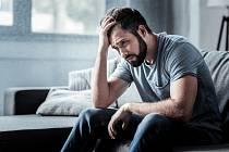 Deprese. Ilustrační foto