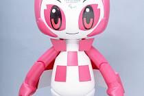 Robotický maskot olympiády v Tokiu