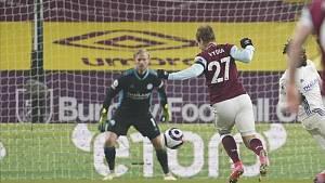 Matěj Vydra dal gól po dlouhé době