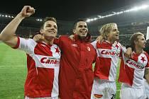 Slavia jede na vítězné vlně.