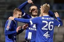 Sigma potvrdila roli favorita, Prostějovu nasázela sedm gólů.