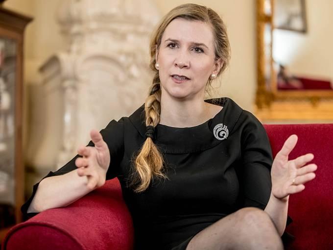 Bývalá ministryně školství Kateřina Valachová.