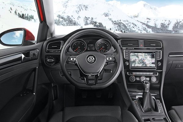 Volkswagen Golf 2,0 TDI 4Motion.