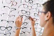 Brýle - Ilustrační foto