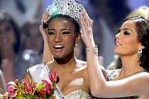 Miss Universe se stala Leila Lopesová z Angoly.