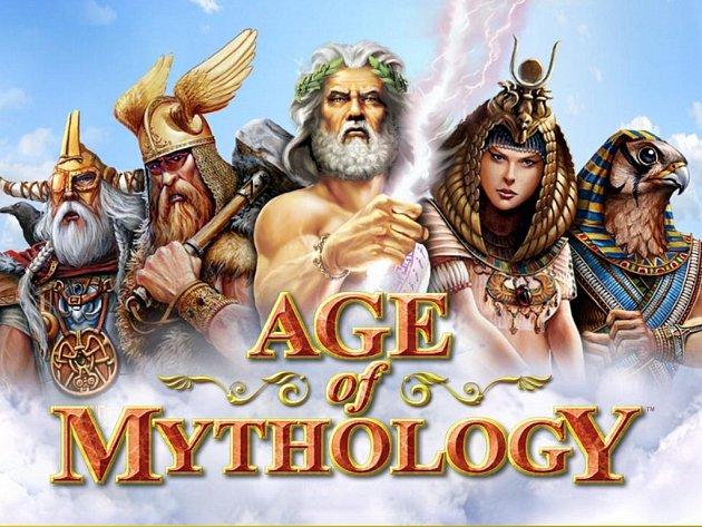 Počítačová hra Age of Mythology.
