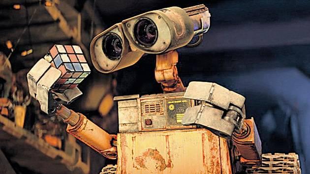 Super robot. Poslední zvukovou prací Bena Burtta je VALL–I.