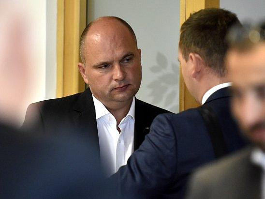 Zbrojař Jaroslav Strnad