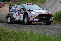 Robert Kubica na Finské rallye