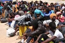 Imigranti - ilustrační foto
