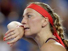 Petra Kvitová se rozloučila s Australian Open