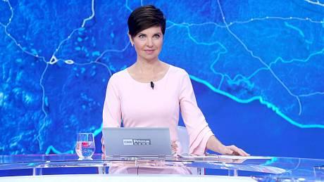 Moderátorka Markéta Fialová se vrací v novém pořadu stanice CNN Prima NEWS.